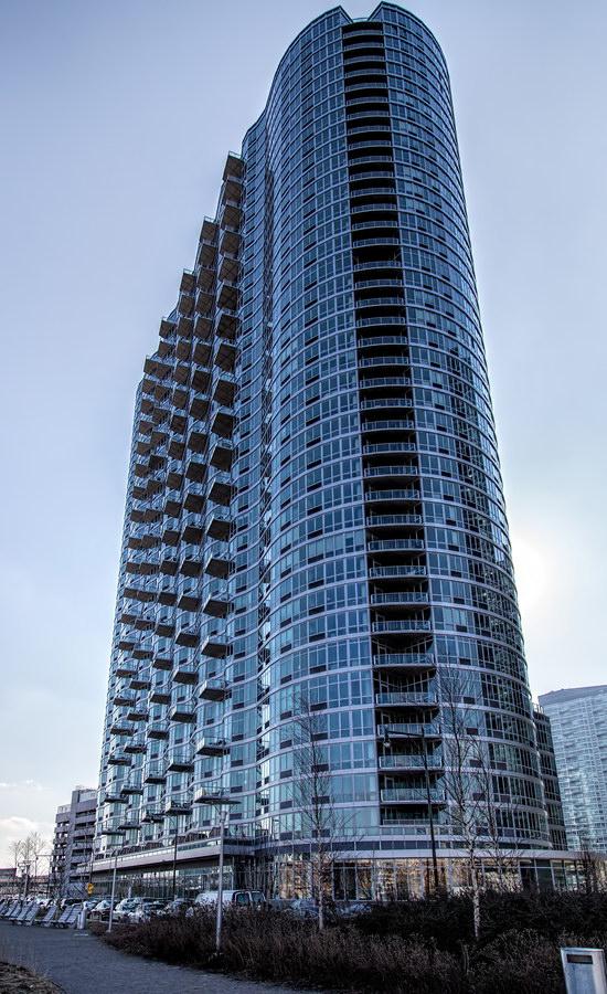 New York Architecture Photos 4545 Center Boulevard