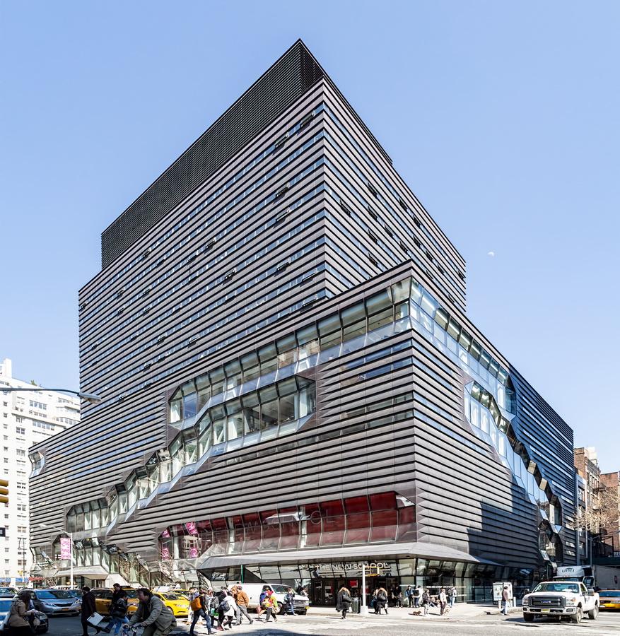 New School - 63 Fifth Avenue 4801x4927