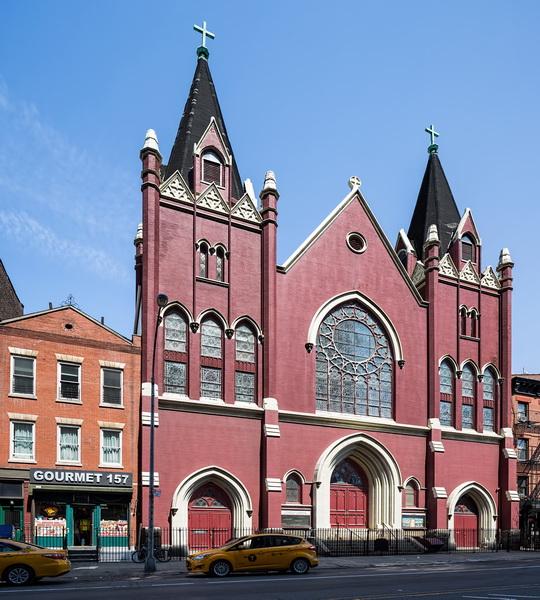 St Veronicas Church 4415x4904
