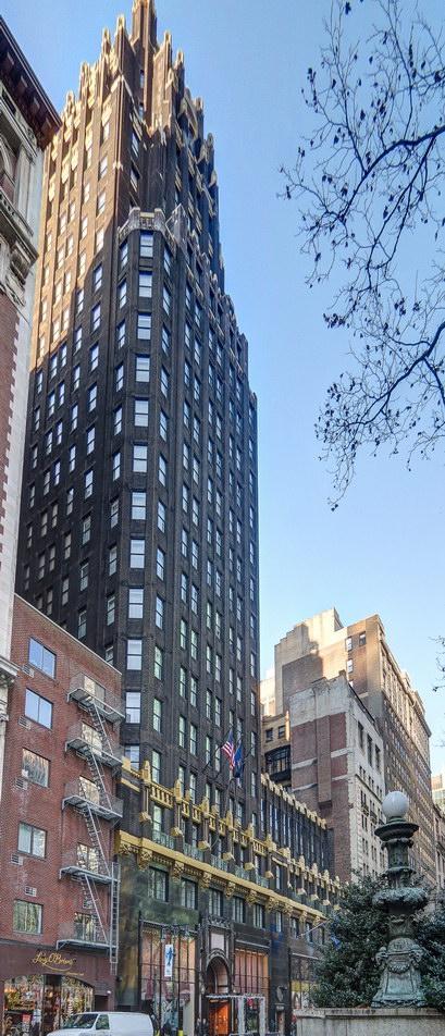 Bryant Park Hotel / American Radiator Building