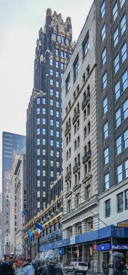 New York Architecture Photos American Radiator