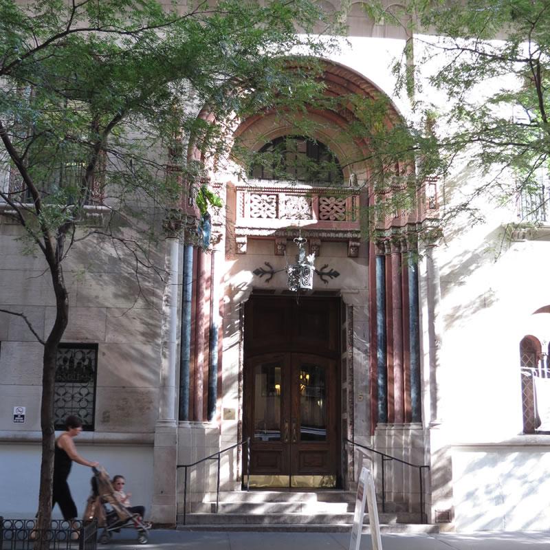 Doors of Manhattan: d69 []