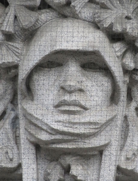 Faces of Manhattan: Face04 []