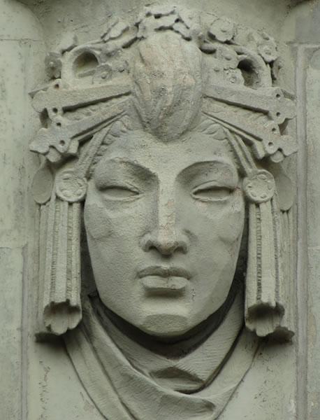 Faces of Manhattan: Face16 []