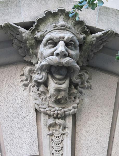 Faces of Manhattan: Face31 []