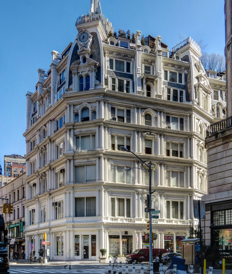 Gilsey House Hotel