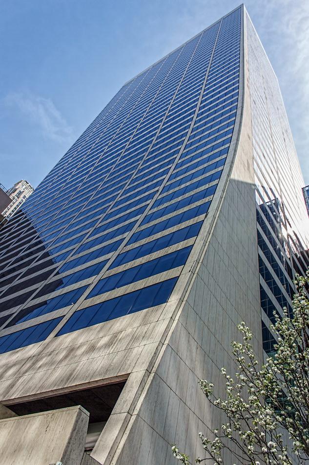 W 43rd Street facade