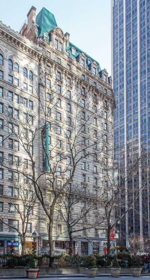 Broadway facade.