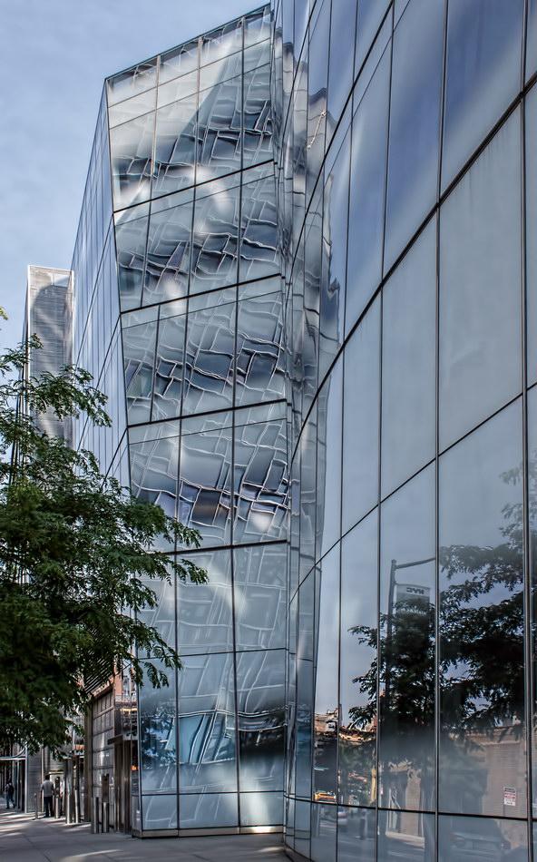 New York Architecture Photos Iac Building