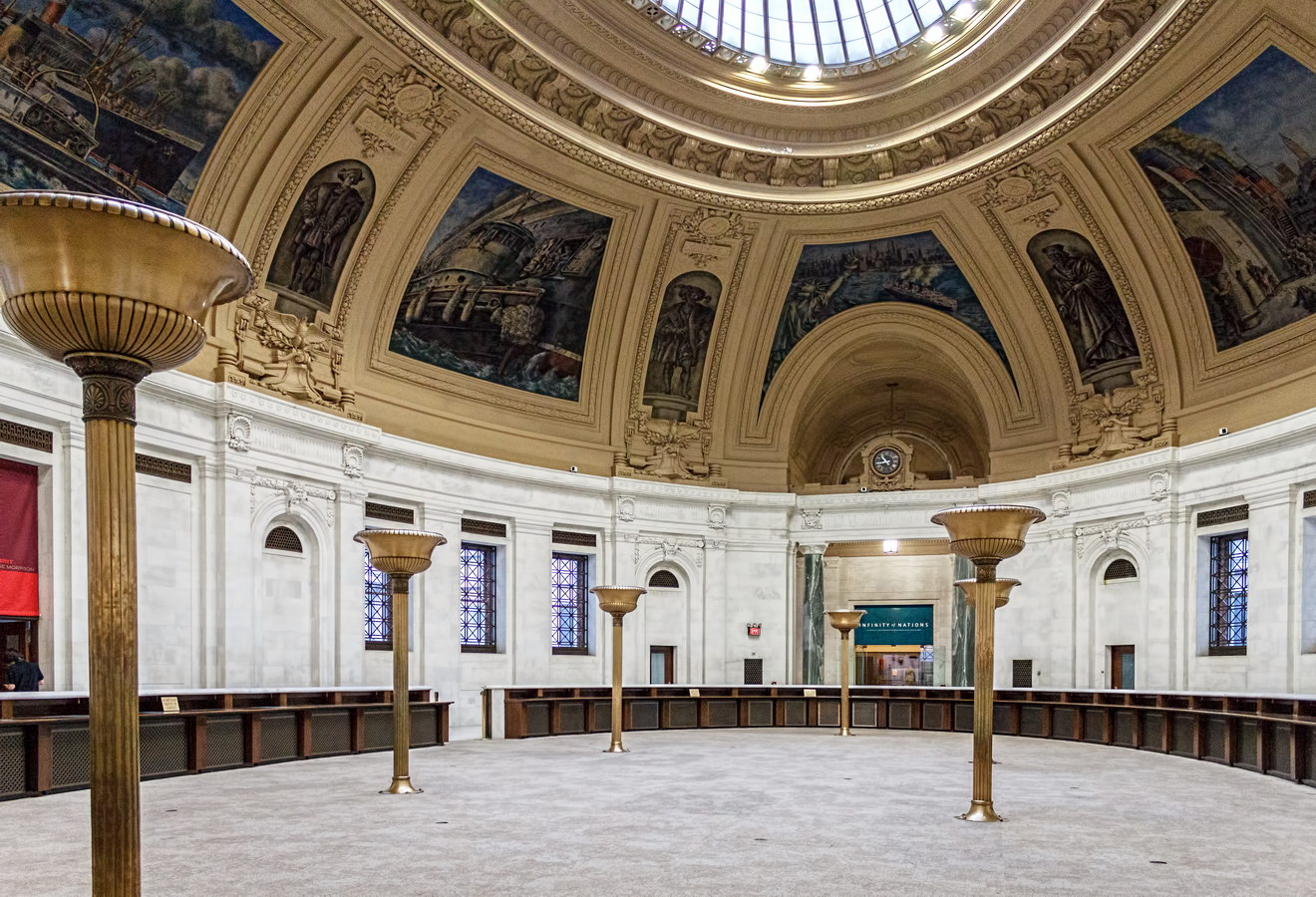Alexander Hamilton US Custom House
