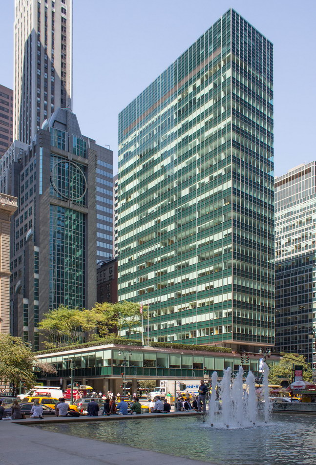 New York Architecture Photos  Lever House