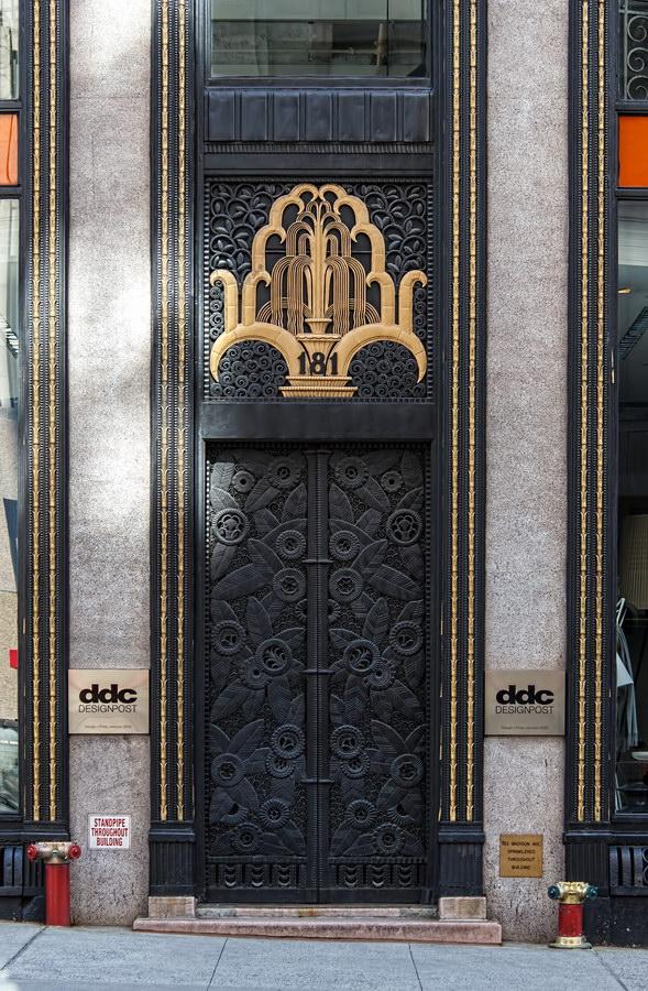 New York Architecture Photos Madison Belmont Building