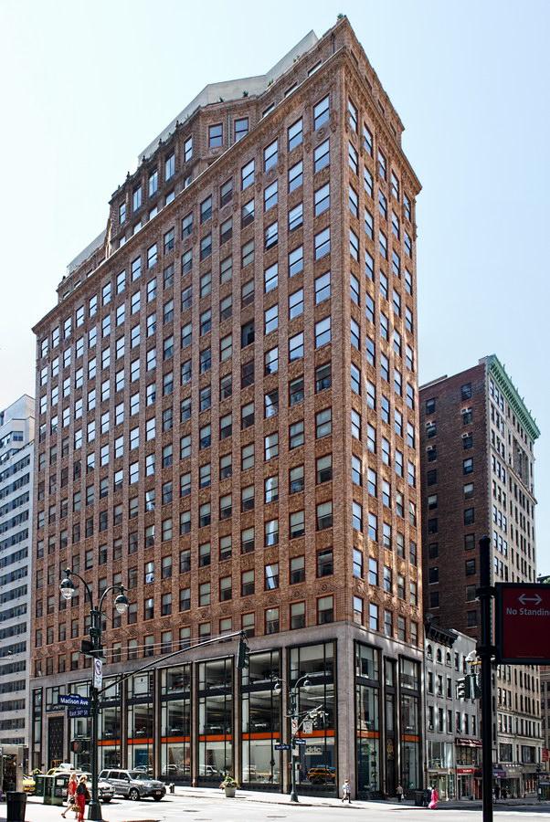 The Silk Building New York