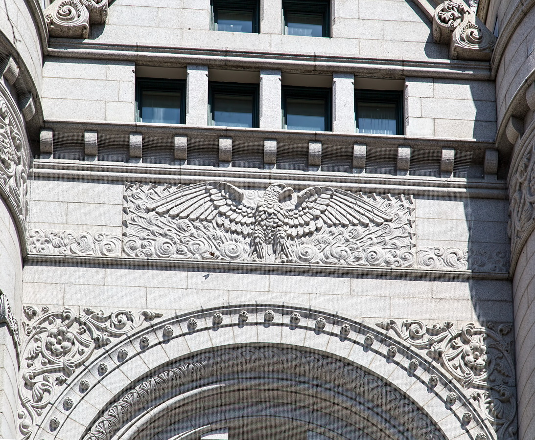 New York Architecture Photos: Main Brooklyn Post Office