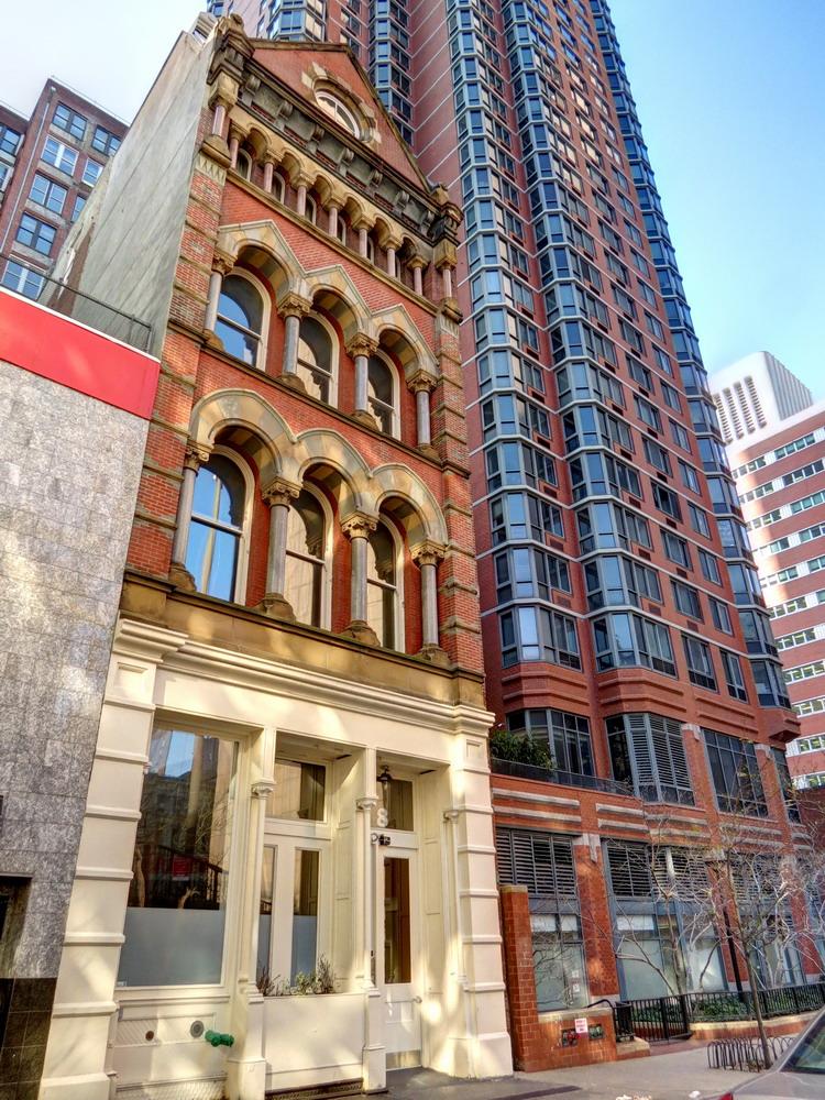 new york architecture photos civic center. Black Bedroom Furniture Sets. Home Design Ideas