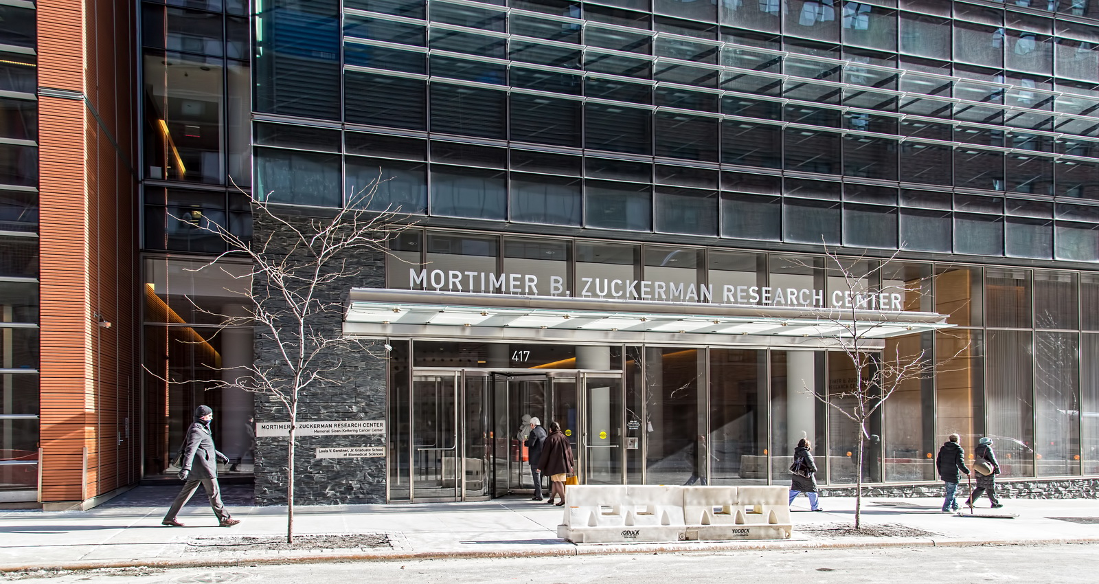 New York Architecture Photos Memorial Sloan Kettering