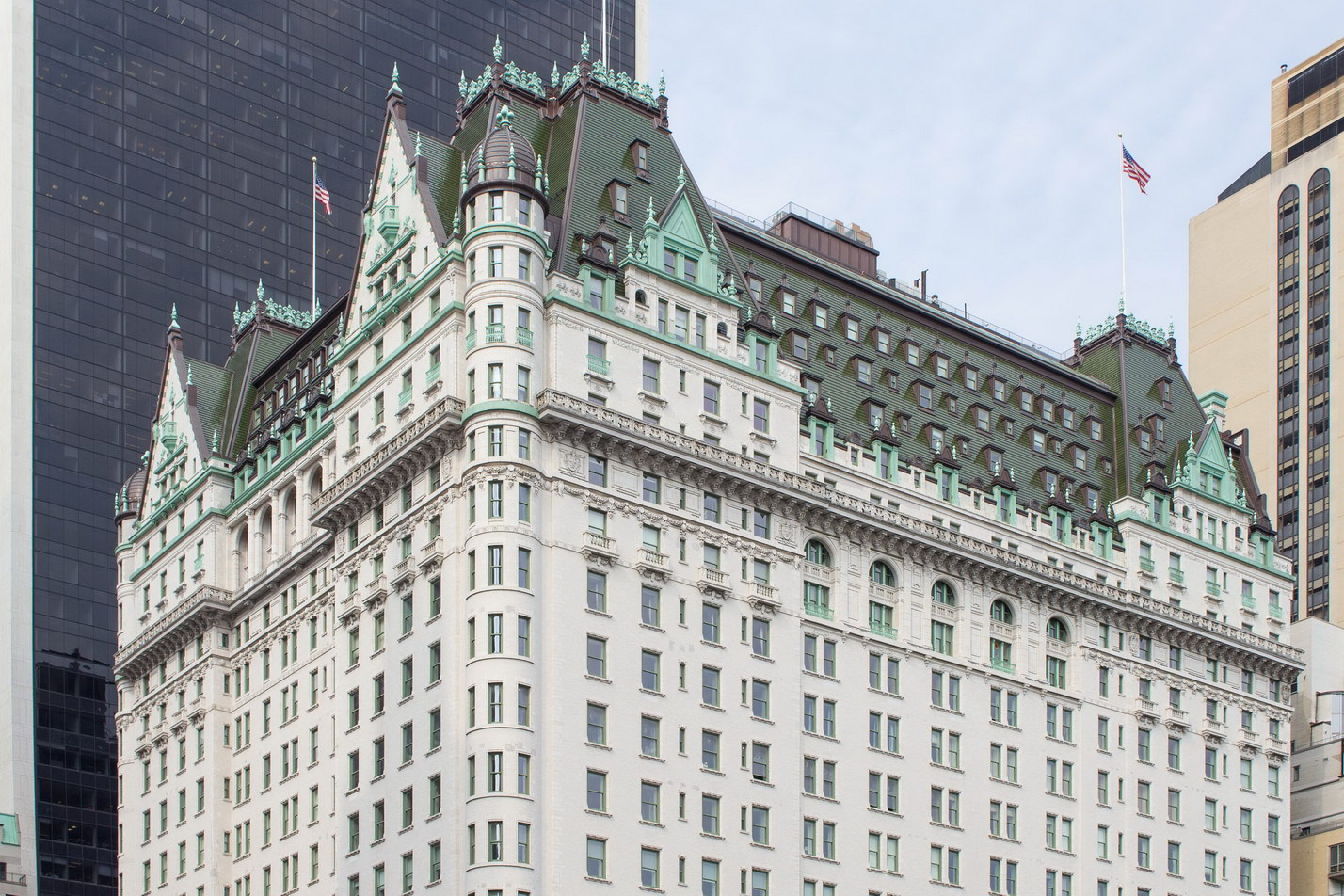 New York Architecture Photos Plaza Hotel