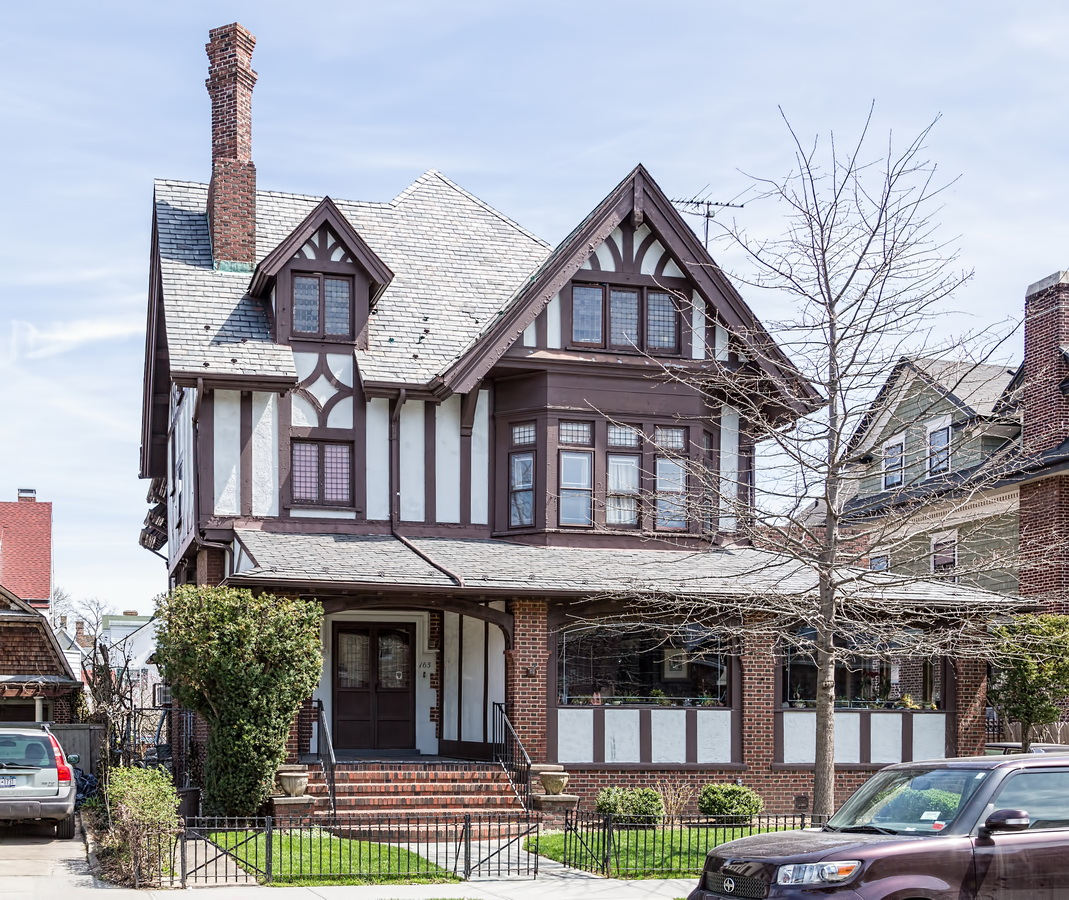 Prospect Park Ypsilanti Mi Neighborhood Guide: New York Architecture Photos: Prospect Park South Historic