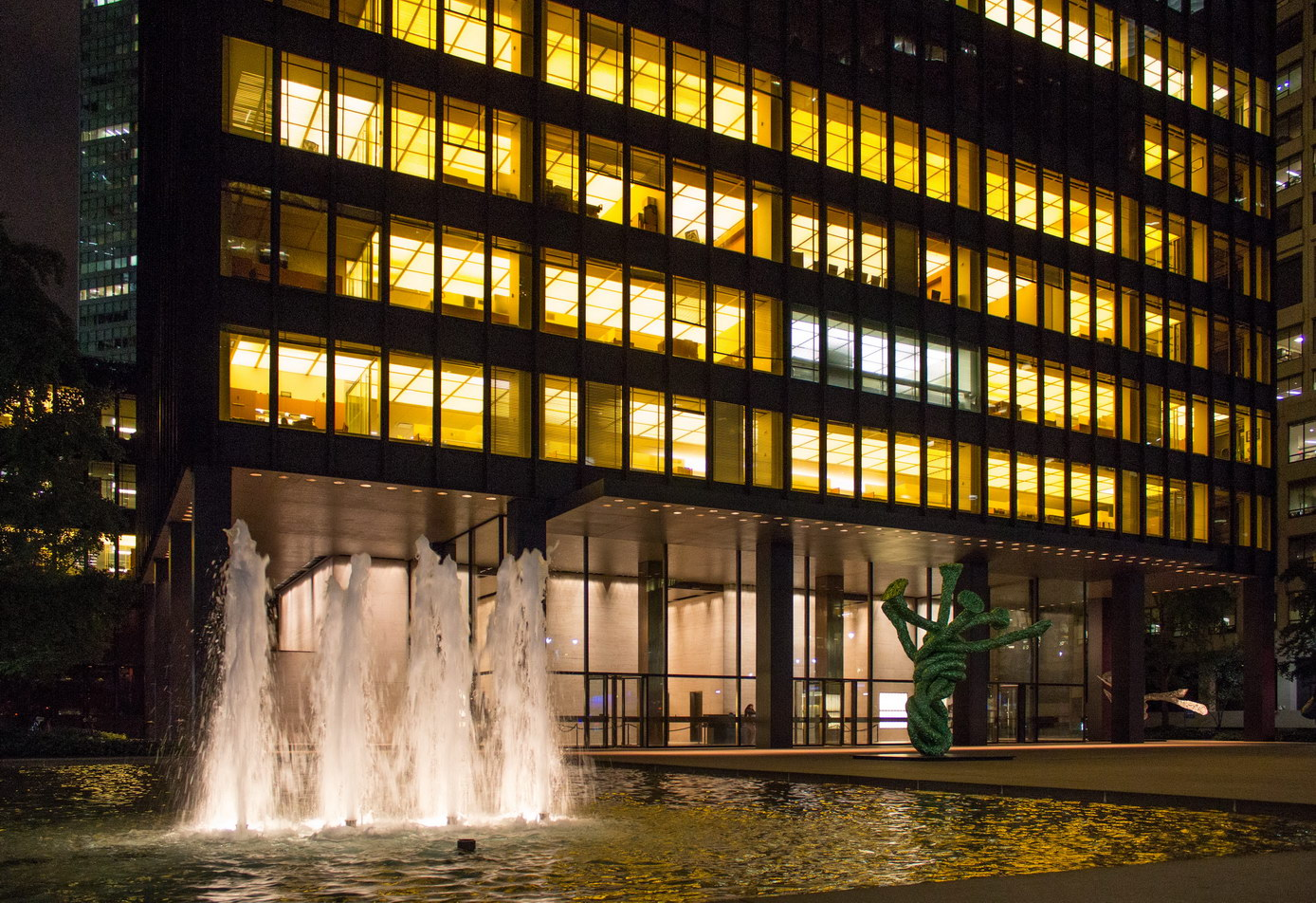New York Architecture Photos Seagram Building