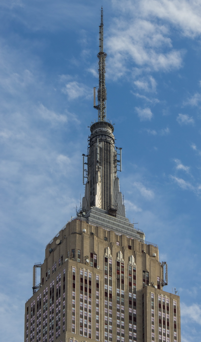 Empire State Building - Fifth Avenue at W34th Street
