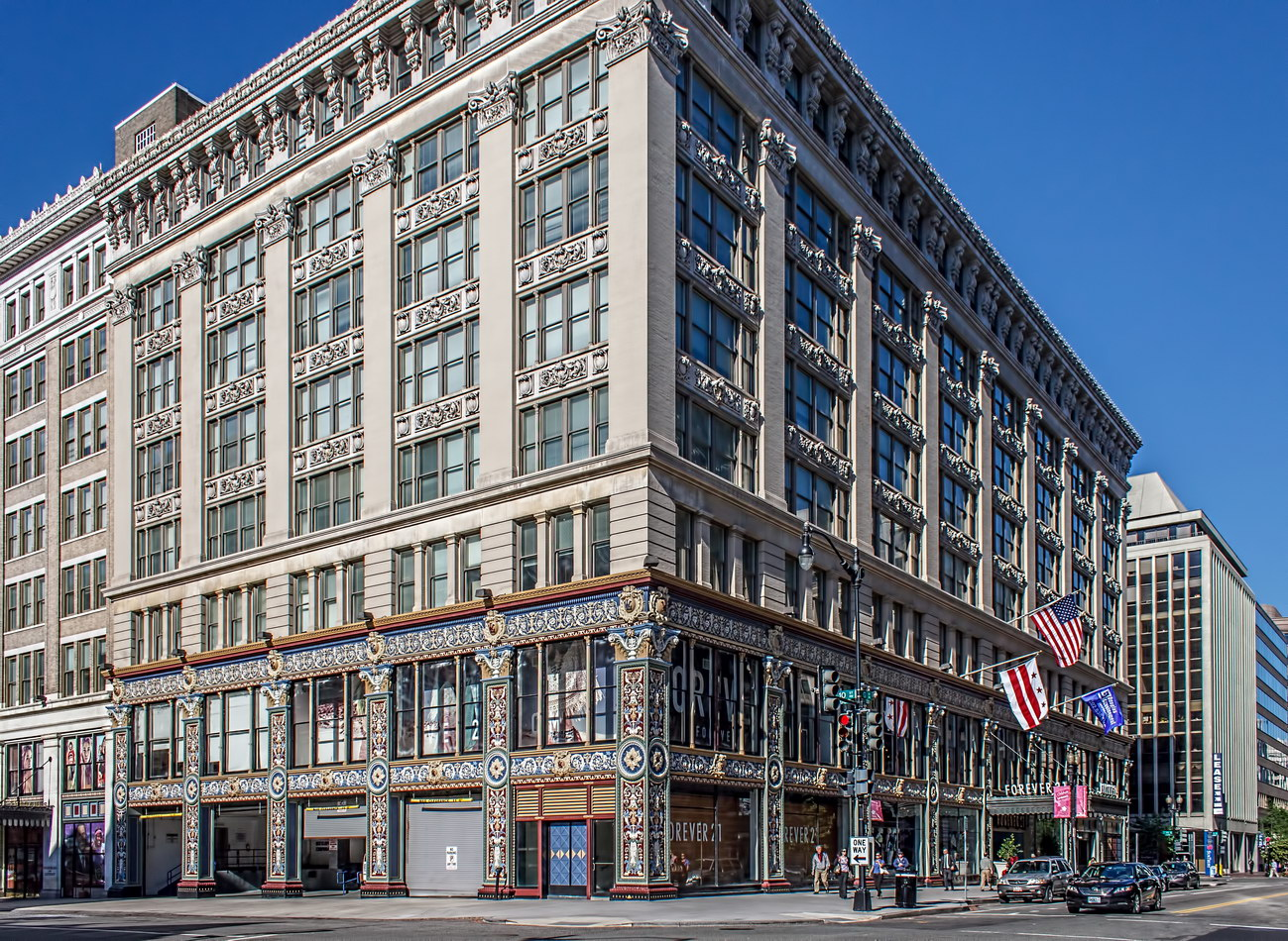 Woodward & Lothrop Department Store