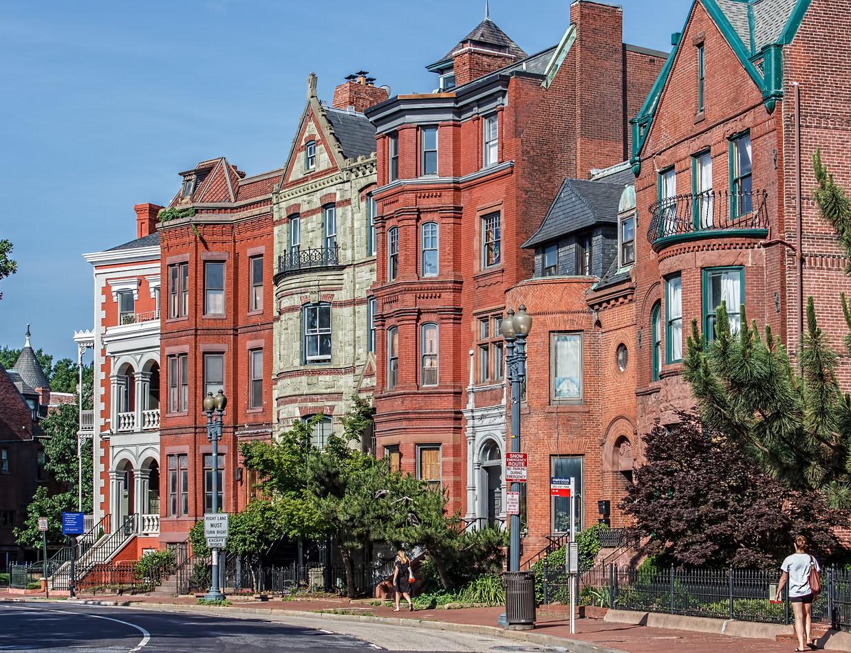 Homes on Logan Circle