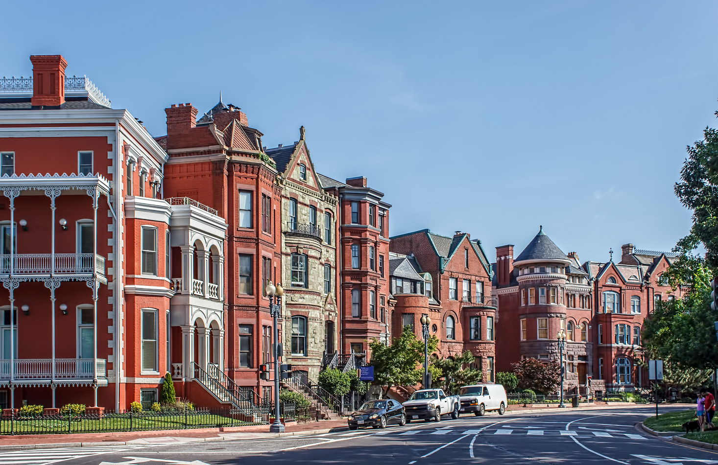 New York Architecture Photos Washington Dc Residential Buildings