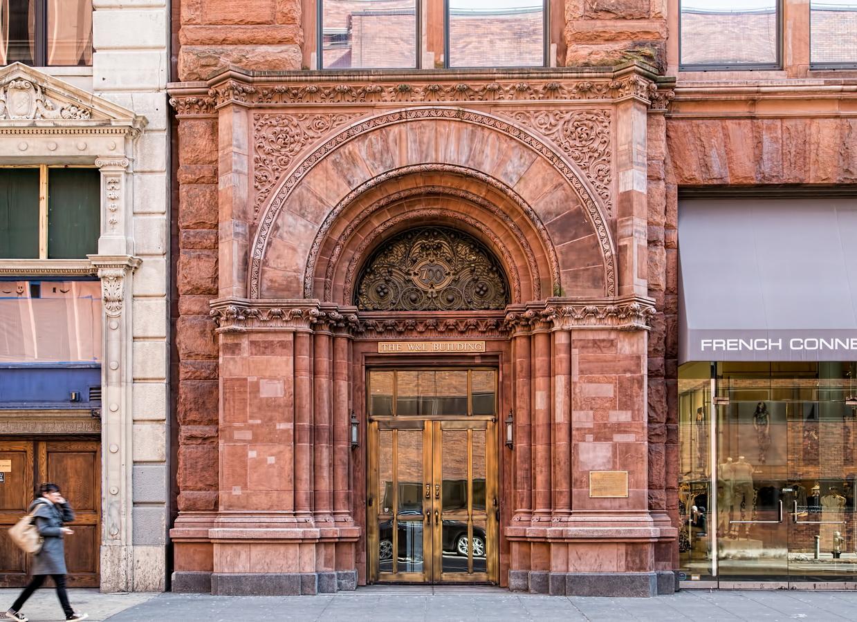 new york architecture photos  700 broadway