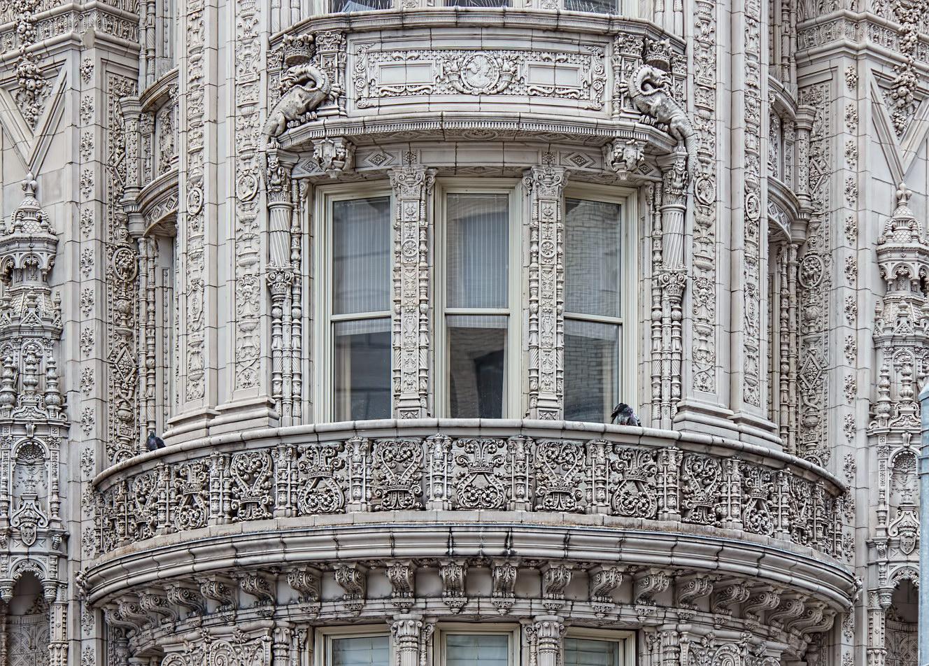 New York Architecture Photos Alwyn Court