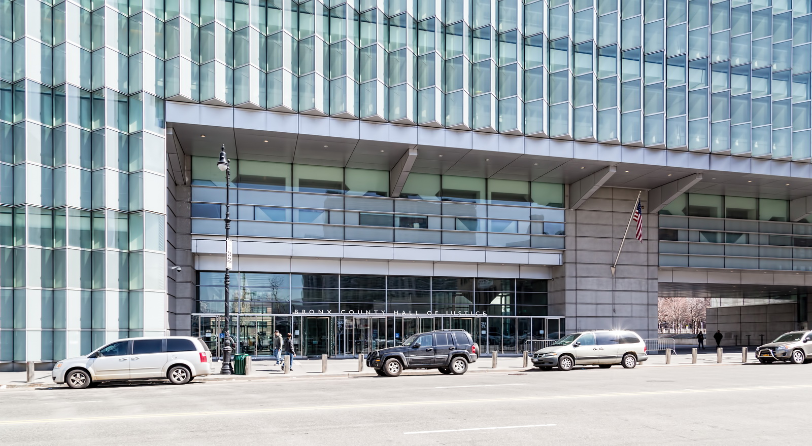 New York Architecture Photos: Bronx County Hall of Justice