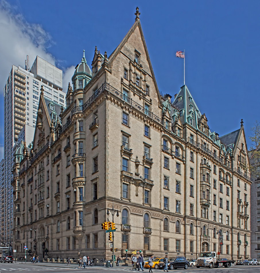 The Dakota (view from southeast)