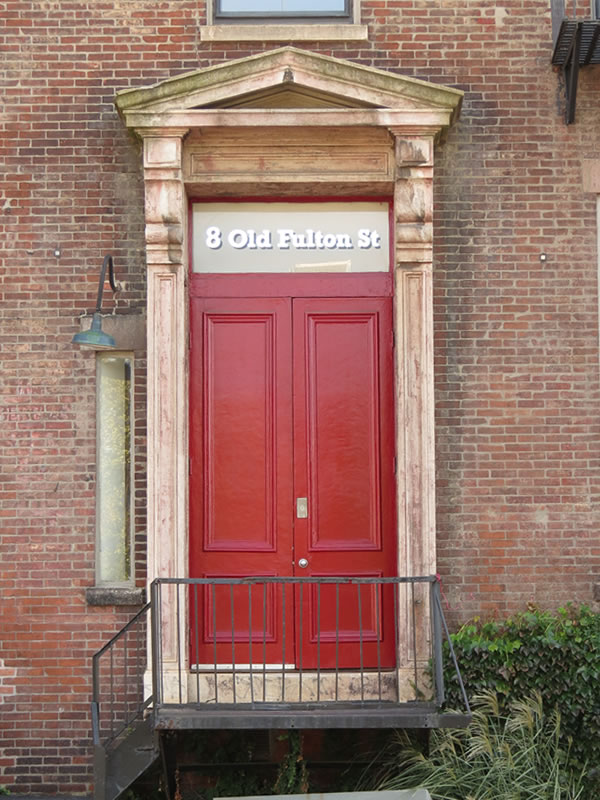 Doors of Brooklyn: d42 []
