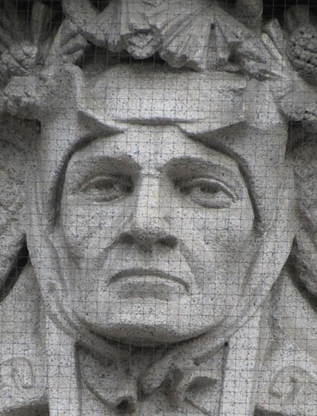 Faces of Manhattan: Face03 []