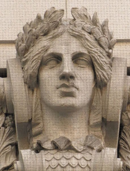 Faces of Manhattan: Face11 []