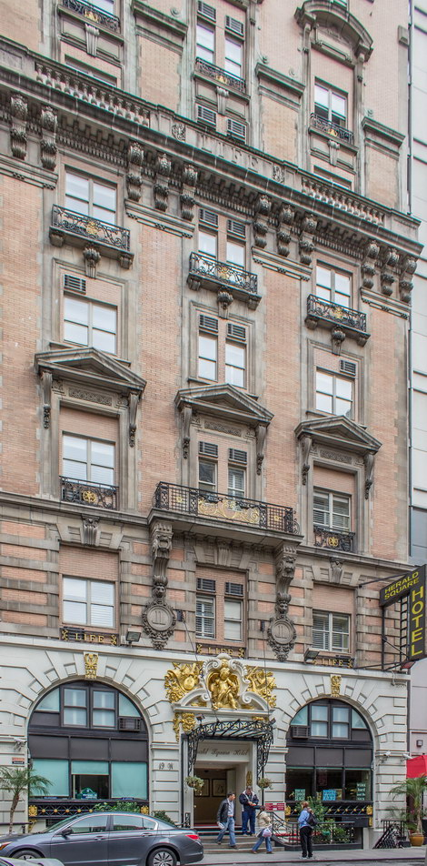 Herald Square Hotel - 19 W31st Street.