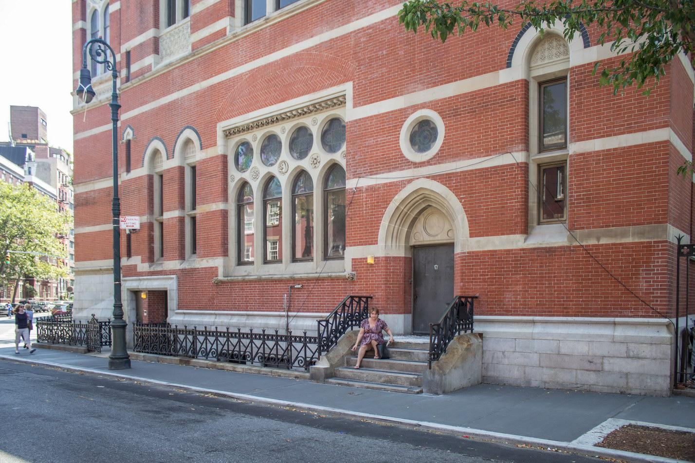 Jefferson Market Courthouse