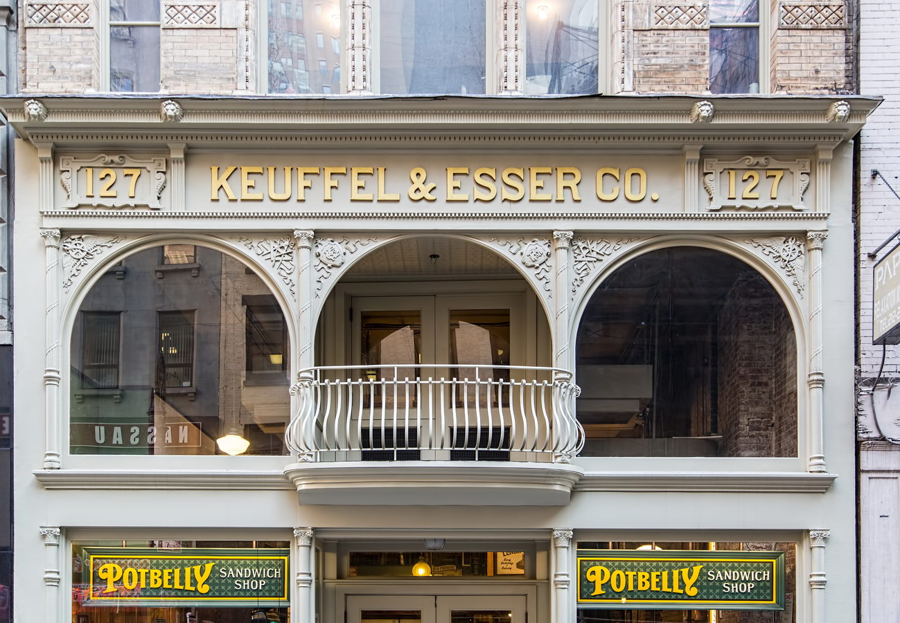 Keuffel & Esser Co. Building
