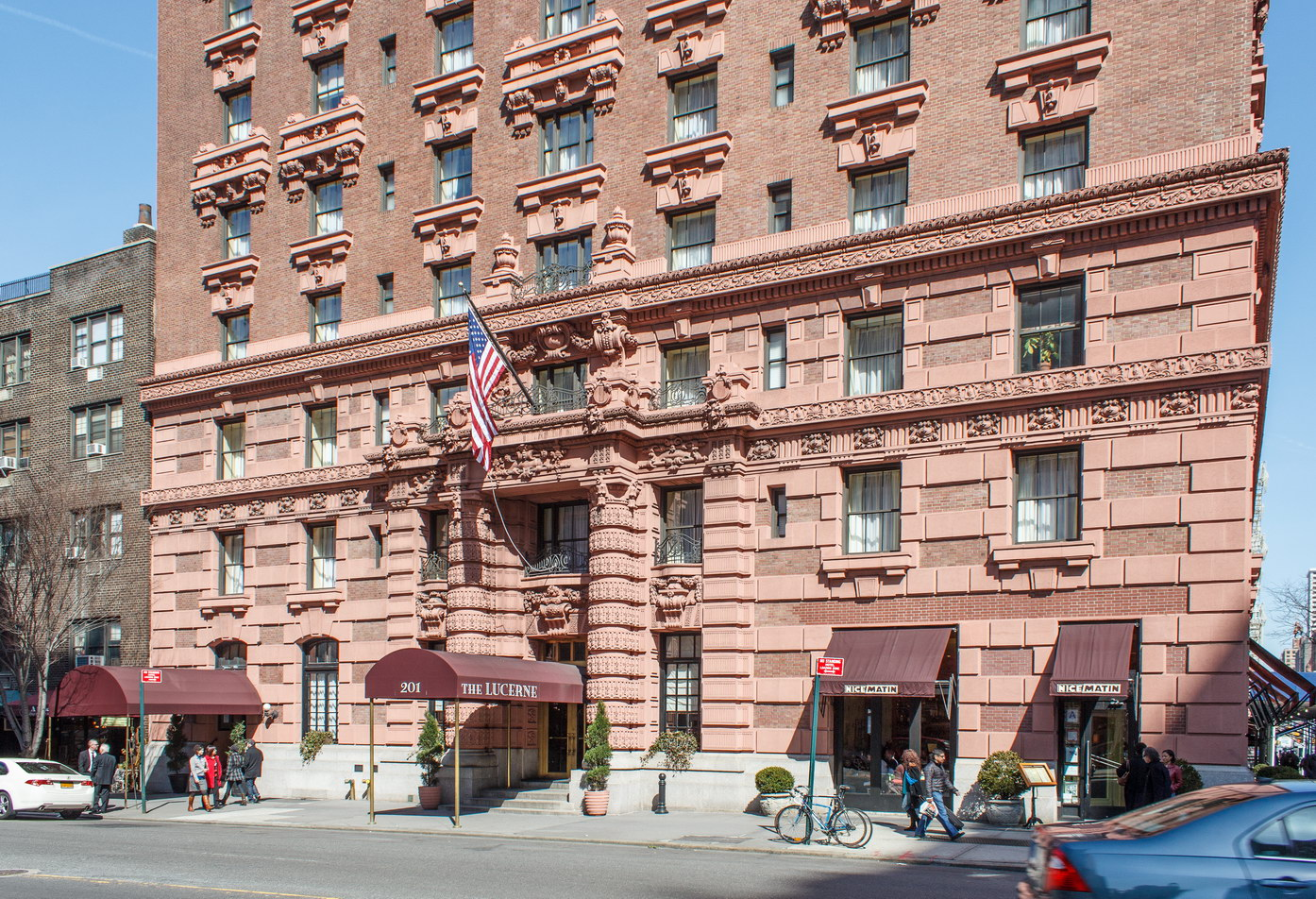 The 1904 hotel went condo, but is again a hotel.