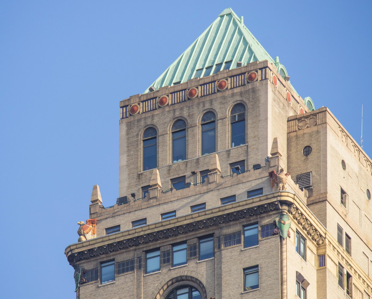 New York Architecture Photos Mercantile Building