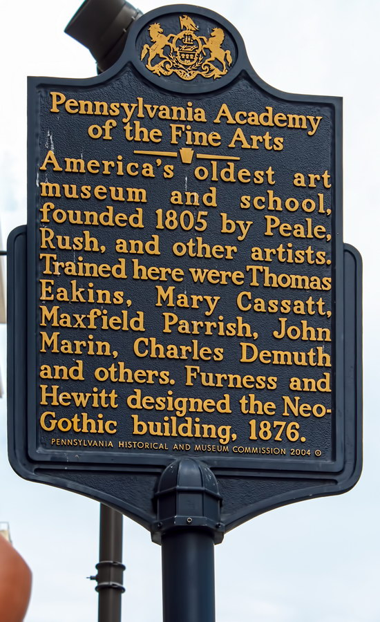 Pennsylvania Academy of the Fine Arts