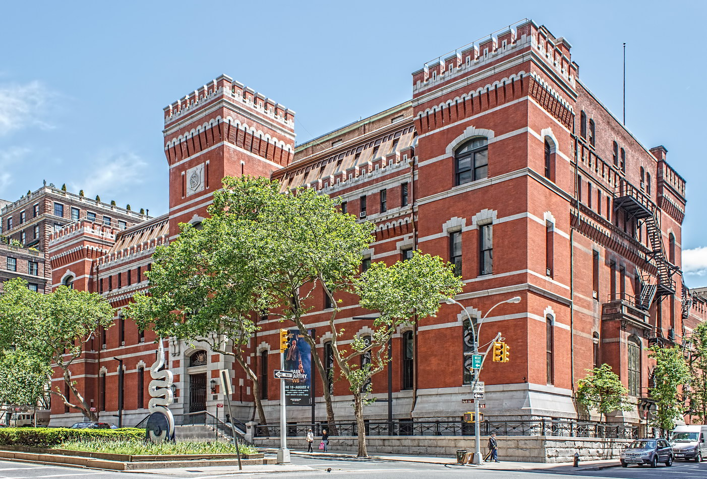 Seventh Regiment Armory