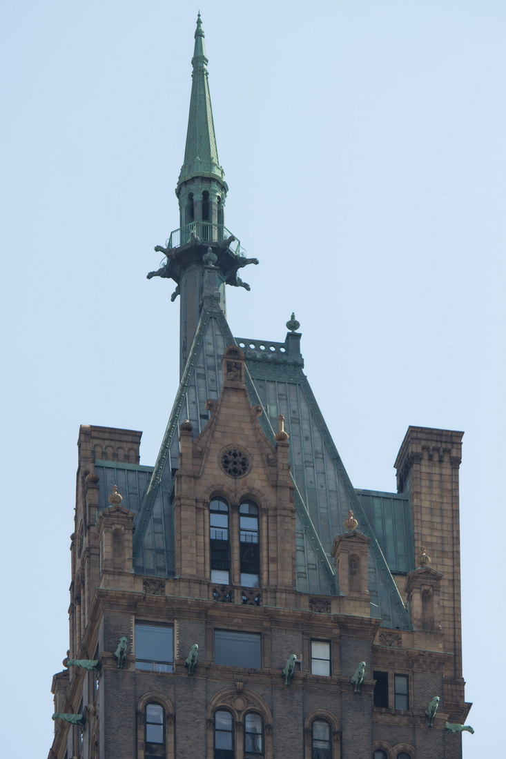 New York Architecture Photos Spires Crowns Amp Cupolas