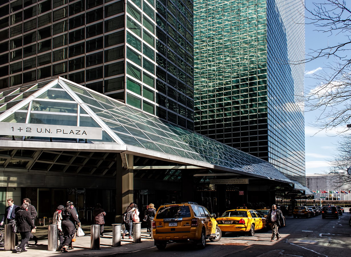 UN Plaza